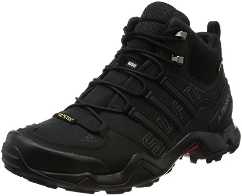 Adidas Terrex Swift R Mid GTX, Zapatillas de Marcha Nórdica para Hombre  -