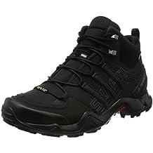 adidas Terrex Swift R Mid GTX, Zapatillas de Marcha Nórdica Para Hombre