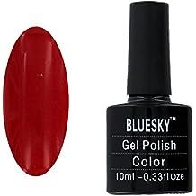 Bluesky Gel polish Nagellack hollywood, 1er Pack (1 x 10 ml)