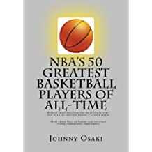 NBA's 50 Greatest Basketball Players of All-Time (English Edition)