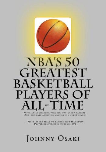 NBAs 50 Greatest Basketball Players of All-Time (English Edition ...