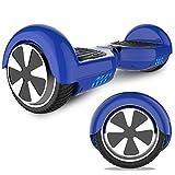 RCB Gyropode 6.5 Pouces Gyropode Electrique Auto-équilibré Self Balance Scooter pour Adultes Enfants UL2272 certifié Intégré 2 * 350W