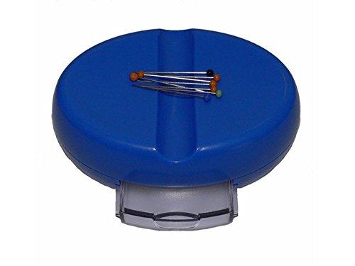 Magnet-Nadelkissen Blau