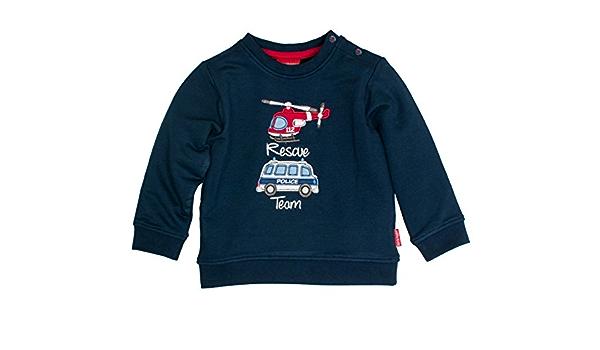 Salt /& Pepper Baby Jungen Sweatshirt 0511112 Dino
