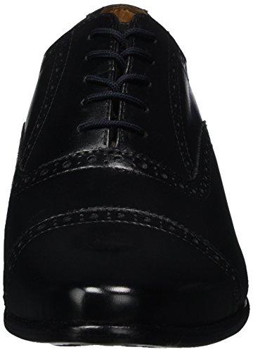 Manz - Terni Ago G, Scarpe stringate Uomo nero (nero)