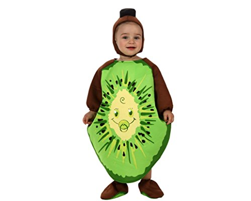 Imagen de atosa  disfraz de kiwi para niño, talla 24 meses 8422259104445