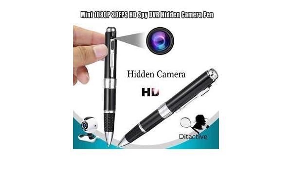 Mini Spy Camera Pen USB Hidden DVR Camcorder Video Recorder Full HD 1080P