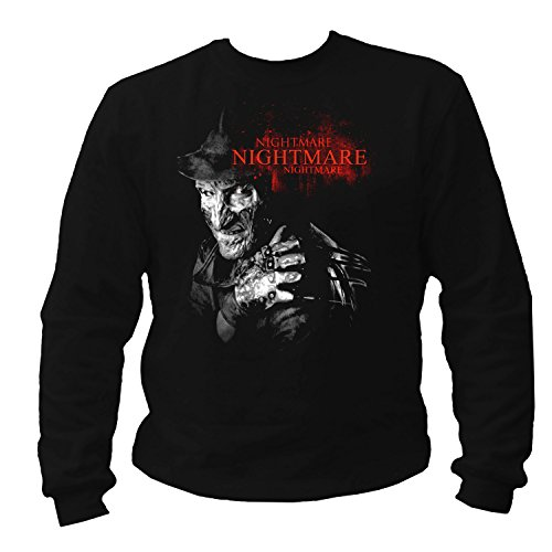 shirtmachine Sweatshirt Freddy (S) (Texas Chainsaw Hoodie Massacre)