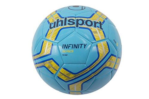 Uhlsport Pelotas Infinity Team, Cian/Fluo Amarillo/Azul Marino, 3, 100160706