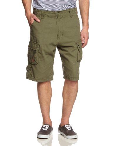 er Shorts, Grün, 66 (Herstellergröße: 5XL) ()