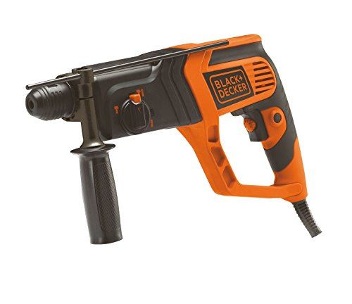 BLACK+DECKER KD975K-QS Martello Tassellatore Scalpellatore, 710 W, SDS-Plus