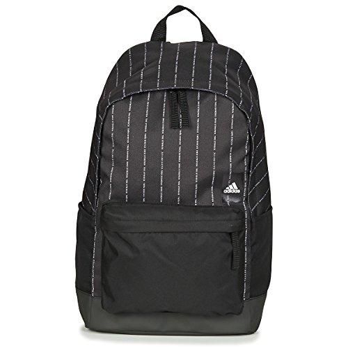 adidas Unisex-Erwachsene C. Bp Pocket M Rucksack, Schwarz (Negro Blanco), 36x24x45 Centimeters