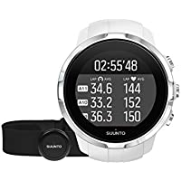 Suunto Spartan Sport - sport watches (White, Polyamide, Silicone, Water resistant, Bluetooth, Cycling, Running, Swimming)