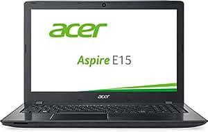 Acer Aspire E 15 (E5-575G-54TU) 39,6cm (15,6 Zoll Full HD) Notebook (Intel Core i5-6200U, 8GB RAM, 1000GB HDD, 96GB SSD, Nvidia GeForce 940MX, DVD, Win 10 Home) schwarz