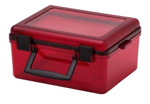 GSI Outdoor Lexan X-Large Gear Box (rot)