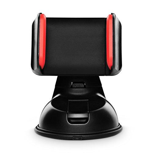 Supporto auto ventosa Disco Navi iPhone 456S