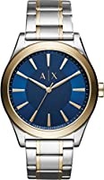 Reloj para Armani Exchange Nico AX2332 de Fossil
