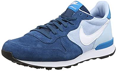 Nike Inter Nationalist Womens Trainers turquoise Size: 8 UK