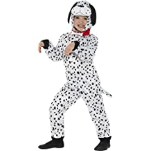 Smiffys Disfraz de niños de dálmata perro cachorro libro día semana, para niños–disfraz (tamaño mediano)