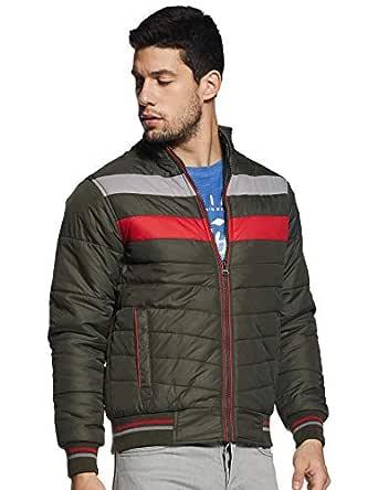 Qube By Fort Collins Men's Jacket (1220_Olive_L)