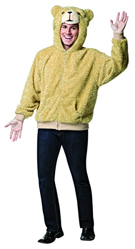 Adult Ted Hoodie Small (Ted Adult Hoodie)