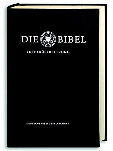 Lutherbibel revidiert 2017 - Großausgabe: Die Bibel nach Martin Luthers Übersetzung. Mit Apokryphen