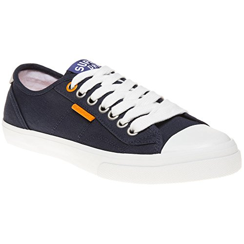 Superdry Low Pro Sneaker Uomo Sneaker Blu