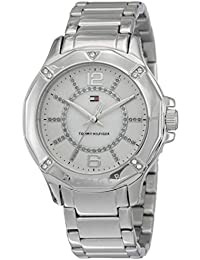 Tommy Hilfiger Analog White Dial Women's Watch - NATH1780911