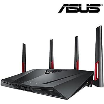 ASUS RT-AC88U AC3100 Wireless Dual Band Gigabit Router