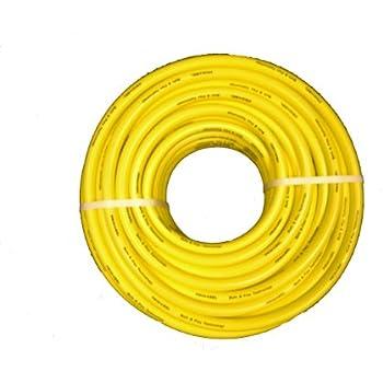 Triocflex Wasserschlauch Primabel, 25 mm, 50 m Rolle, gelb