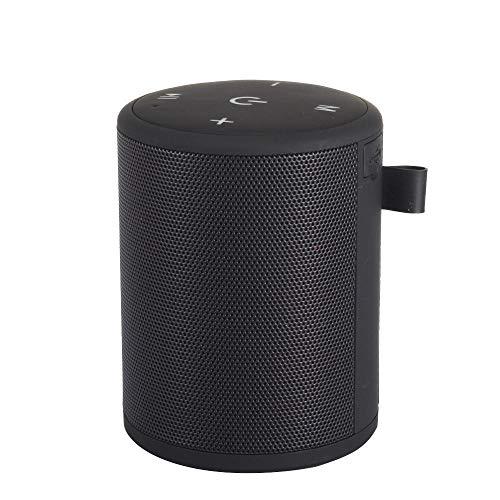 Lnyy Outdoor-Mini Subwoofer Wireless Bluetooth auf Box Lautsprecher Tragbare Wasserdichte Fahrrad Fahren Kleine Stereo-93 * 70 * 70 mm