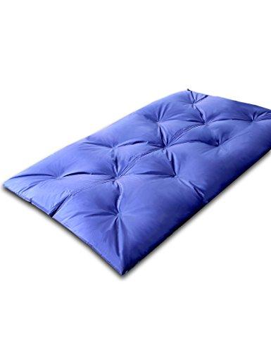 Cama inflable plegable a prueba de humedad --- Doble Producto al aire libre Cojín inflable automático tienda Almohadilla a prueba de humedad cámping Barrera de humedad Portátil Más grueso Cama inflable 188 * 110 * 3,5 cm --La alta calidad se puede coser cama inflable ( Color : 1 )
