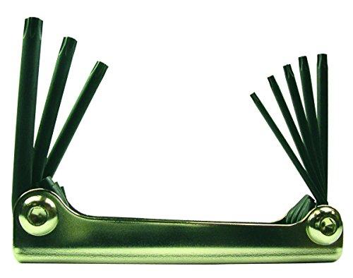 Bondhus 14532Metall Griff Star Spitze 8Stück Fold bis Werkzeug mit Proguard Finish (Bondhus Gorilla Grip)