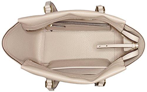 Calvin Klein Jeans M4rissa Medium Tote, Sacs portés épaule Beige (Mushroom)