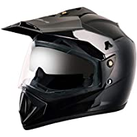 Vega - OR-D/V-K_M Off Road D/V Black Helmet-M