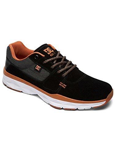 Dc Player Se Herren Sneakers Nero / Cammello