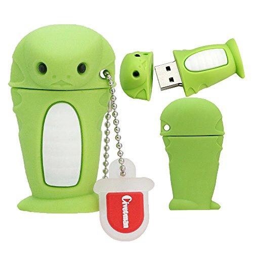 32 GB USB-Stick Alle Arten von Tier 12 Sternzeichen Schlange Memory Stick Pen Drive