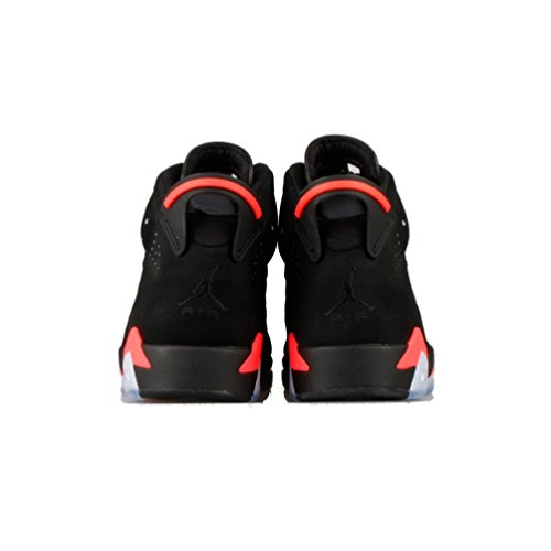 Nike Air Jordan 6 Retro, Zapatos Deportivos Negros Para Hombre