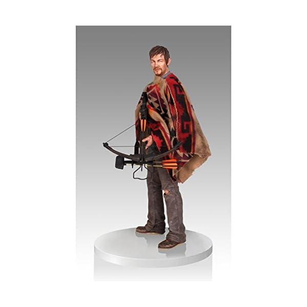 Walking Dead Figura Estatua Daryl Dixon 45 CMS 2