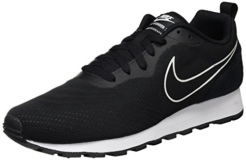 Nike 902815, Sneakers Basses Homme Multicolore (002 Negro Mayo)