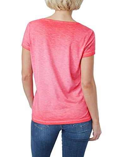 Pioneer Damen Top T-shirt Rot (grenadine 9300)