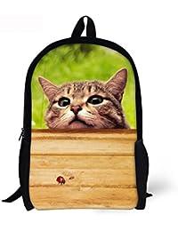 Fashion Cute Animal 3D Printing Children School Bag Back To School By Pzz Beach