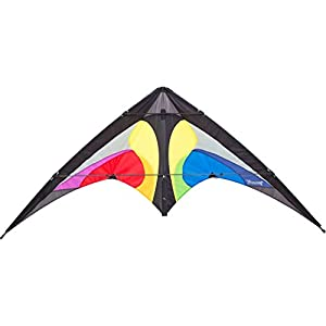 Invento 11677630-Yukon II Rainbow Cometa (, a Partir de 12años, 80x 175cm Poliéster Ripstop 2-6Beaufort
