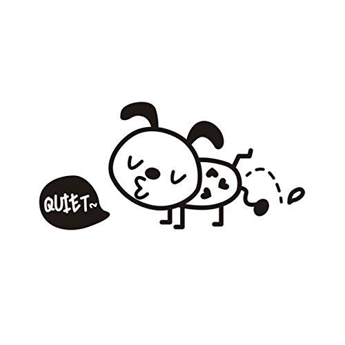 SpiritSun Animal Sticker Mural Chambre Décor Fille Amovible Interrupteur Autocollant Mignon Commutateur Muraux Stickers pour le salon (Fourmi)