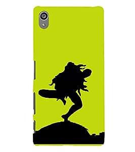 TAKKLOO Designer Back Cover For Sony Xperia Z5 Premium