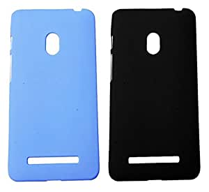 2 Pieces Winsome Deal Exclusive Hard Back Cover Case for Asus Zenfone 5 A500CG