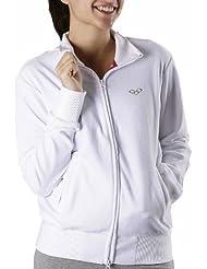 Arena - Sudadera con capucha - para mujer, mujer, color Blanco - blanco, tamaño XXS
