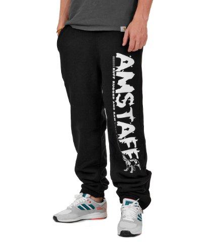 Amstaff Sweatpants Blade nero