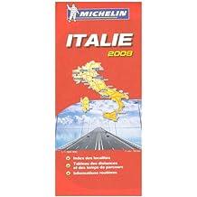 Italie : 1/100 000