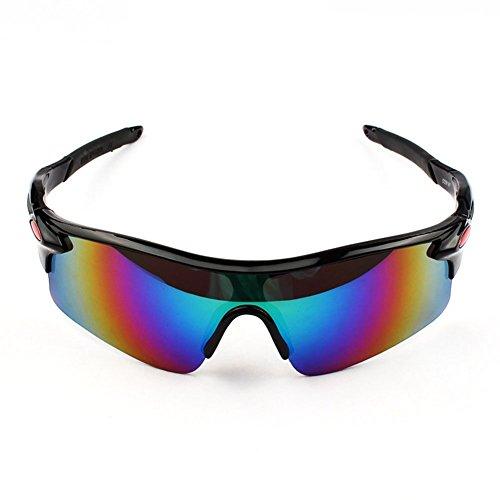 Gespout Summer fashion men's sunglasses sunglasses riding glasses outdoor sports glasses UV protection glasses